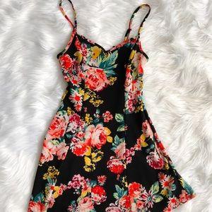 Ambiance Floral Mini Dress